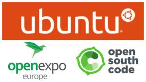 Ubuntu desktop LTS 18.04 con Olivier Tilloy. Open South Code y Open Expo Europe 2018