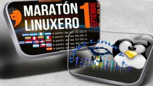 #33 Maratón Linuxero edición 1er. aniversario – Más Linux