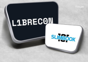 #36   LibreCon 2018  –  SLIMBOOK  y sus nuevos Kymera